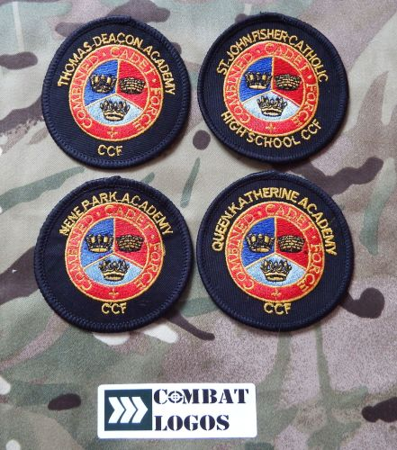 Thomas Deacon Academy CCF Badges
