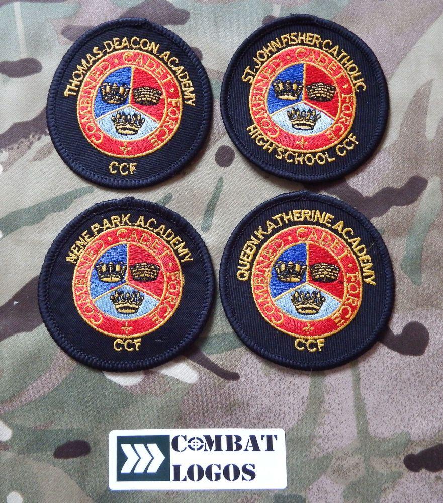 Thomas Deacon Academy CCF Badges