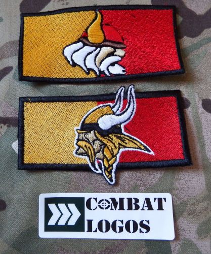 Vikings TRF Zap Patch set