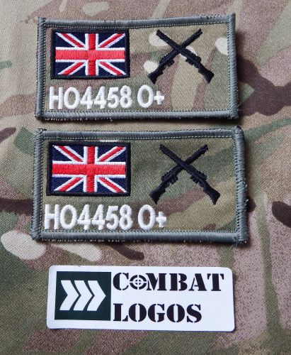 Bespoke Small  Zap Patch Pack