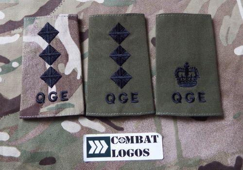 Gurkha Regiments Rank Slides