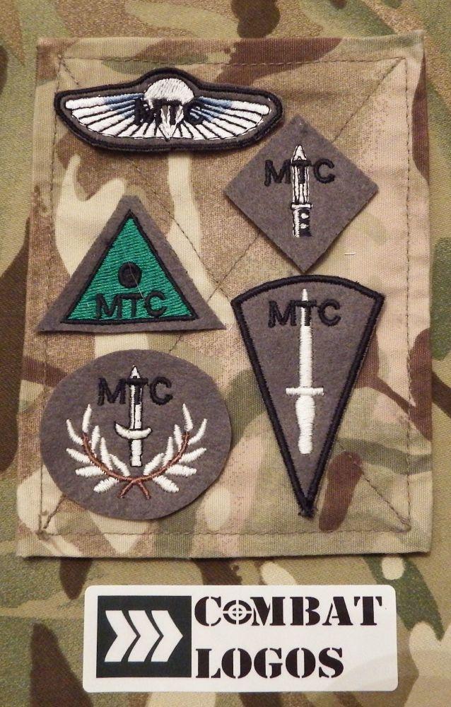 MTC Advanced Qualification Badges