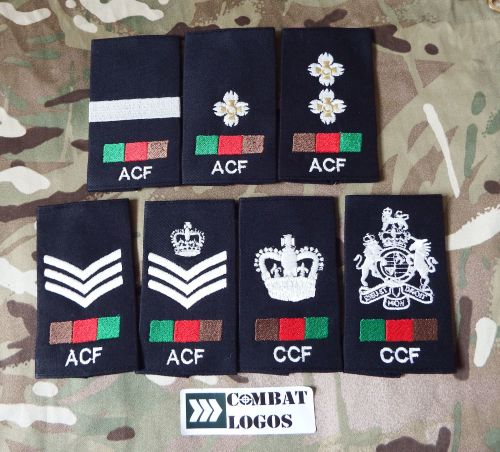 Royal Tank Regiment Rank Slides