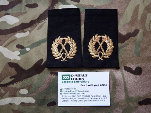 Rank Slides for Officers