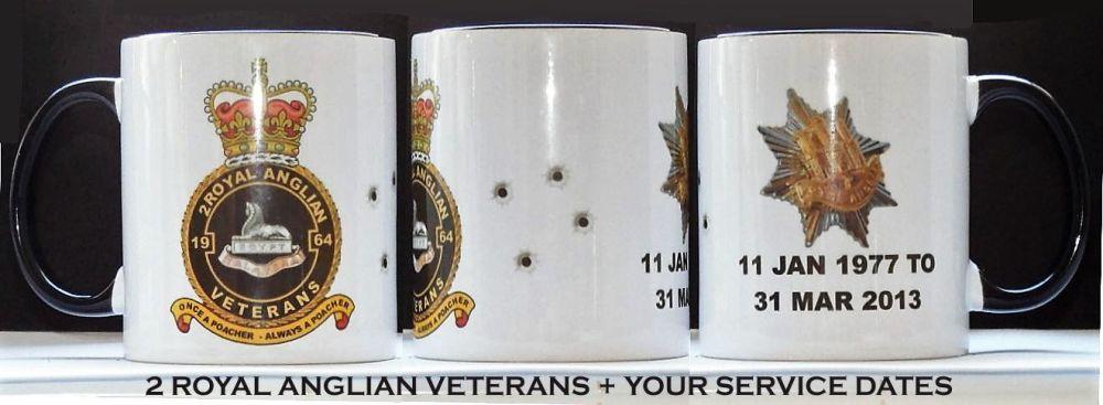 Poachers Veterans Mug