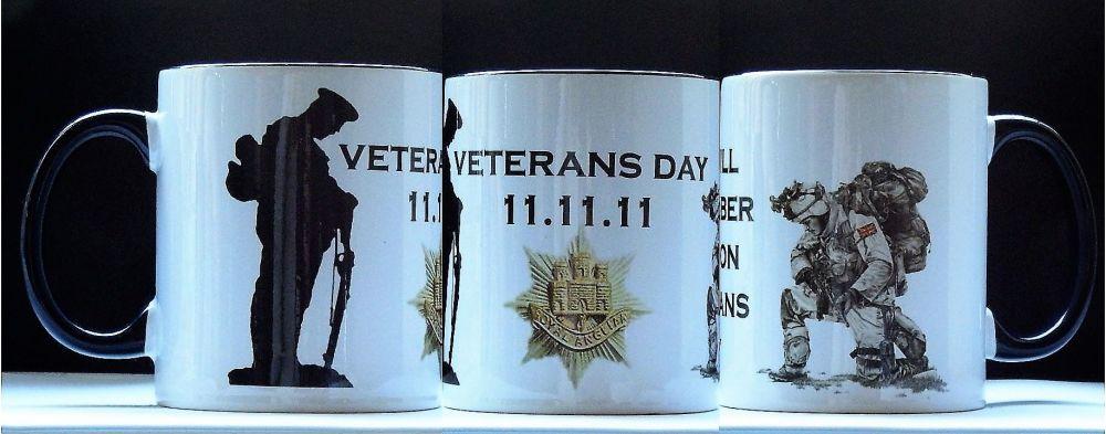 Bespoke Royal Anglian Mugs