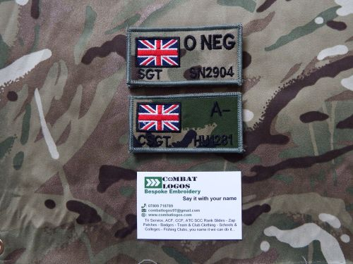 Small Zap Patches