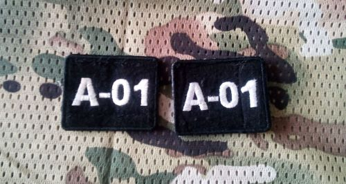 Call Sign Badges