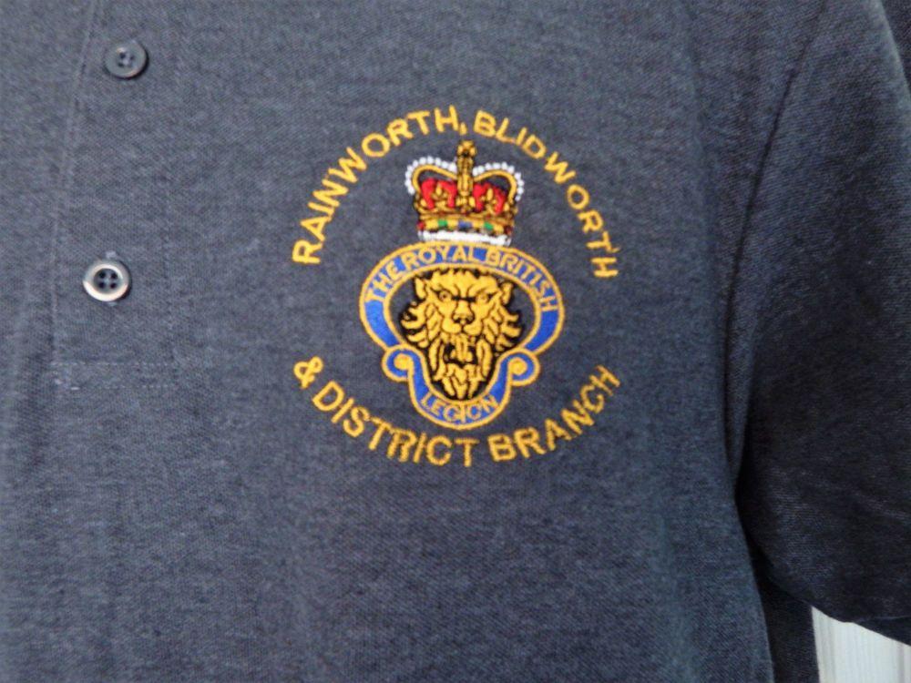 Brigade Training Safety Advisor Polo Shirt