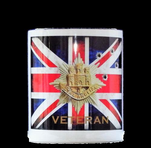 2nd Bn The Royal Anglian Regiment Mug