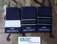 RAF, RAF Air Cadets Rank Slides