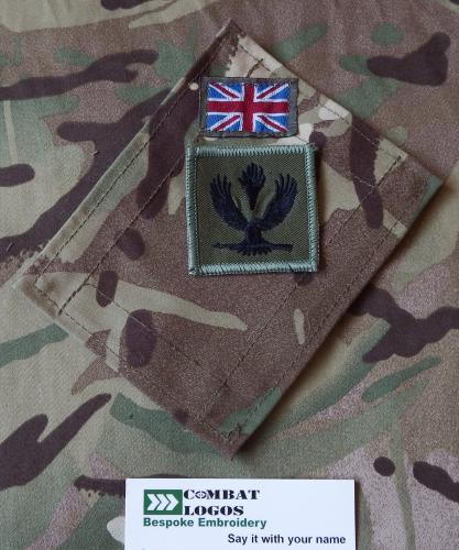 No 5 (L&SE) SATT Badges