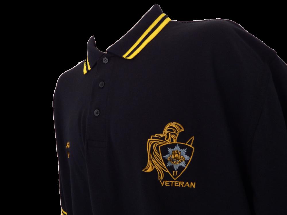 Royal Anglian Warrior Contrast Polo Shirt