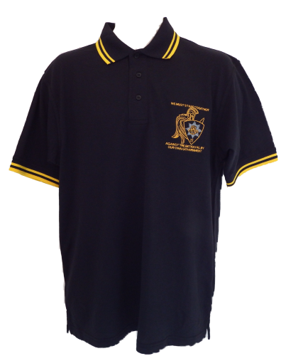 Royal Anglian Betrayal Polo Shirt