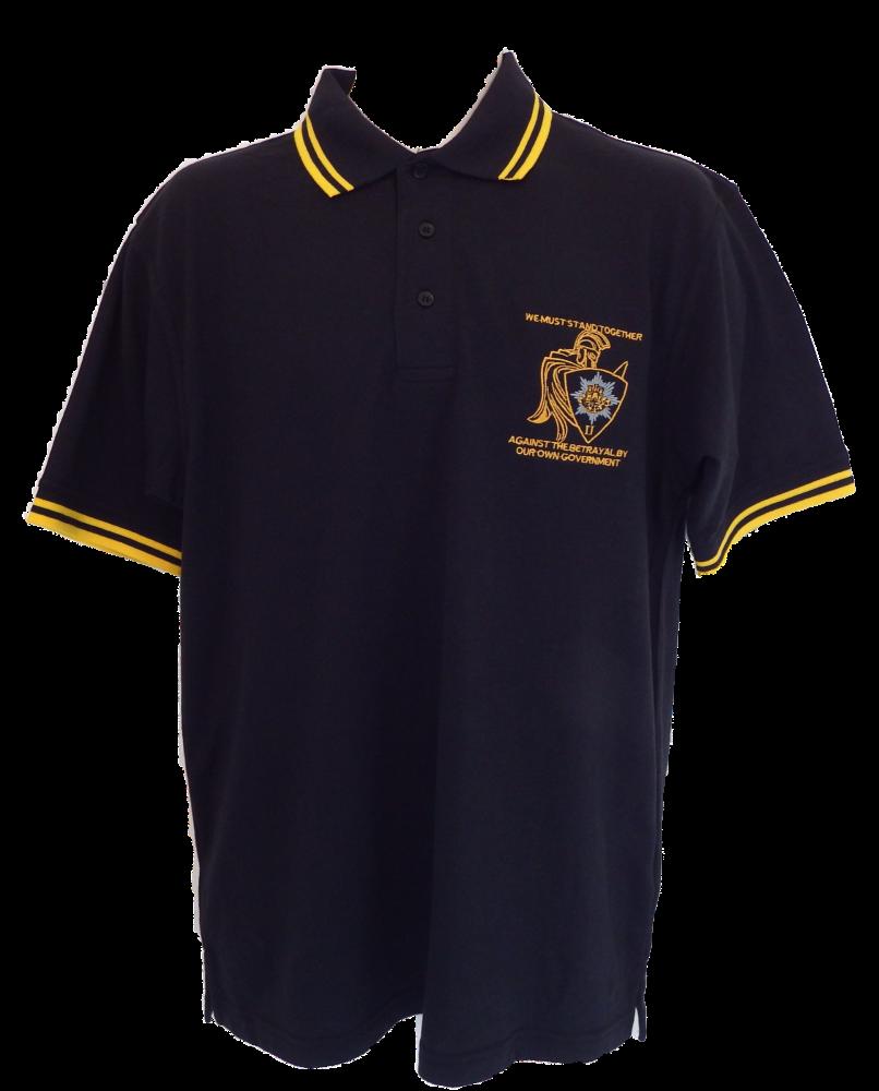 Royal Anglian Betrayal Polo Shirt