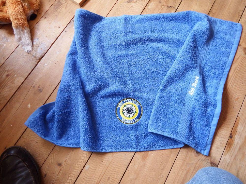 Clip-on-Waist Towel