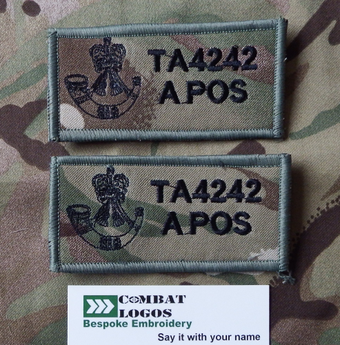 Rifles TRF Large Zap Patch Pack