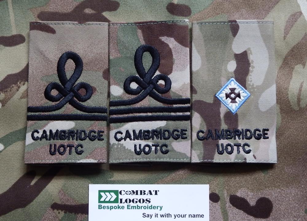 CUOTC Officer Cadet