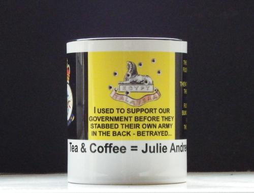 The Betrayed Mug