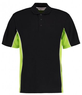 Lime Green Cooltex Miracle Baits Polo Shirt