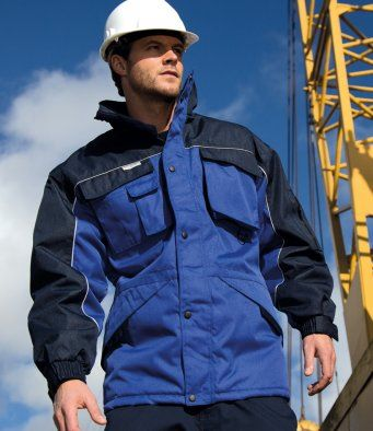 Work-Guard Heavy Duty Combo Coat