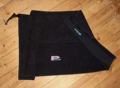 Wrap-Around Waist Towel