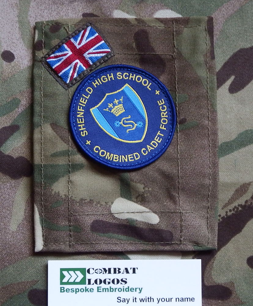 Shenfield Hight School Blanking Plate Badges