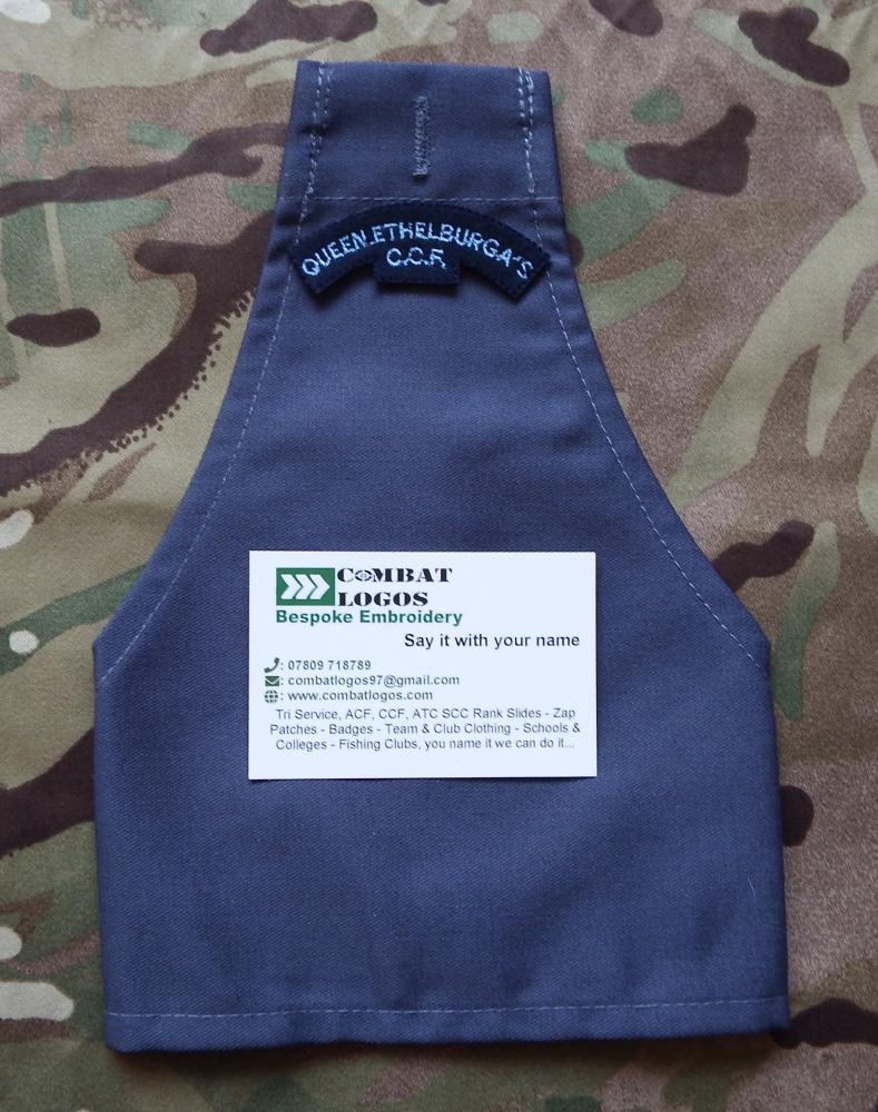 RAF Section Shoulder Titles