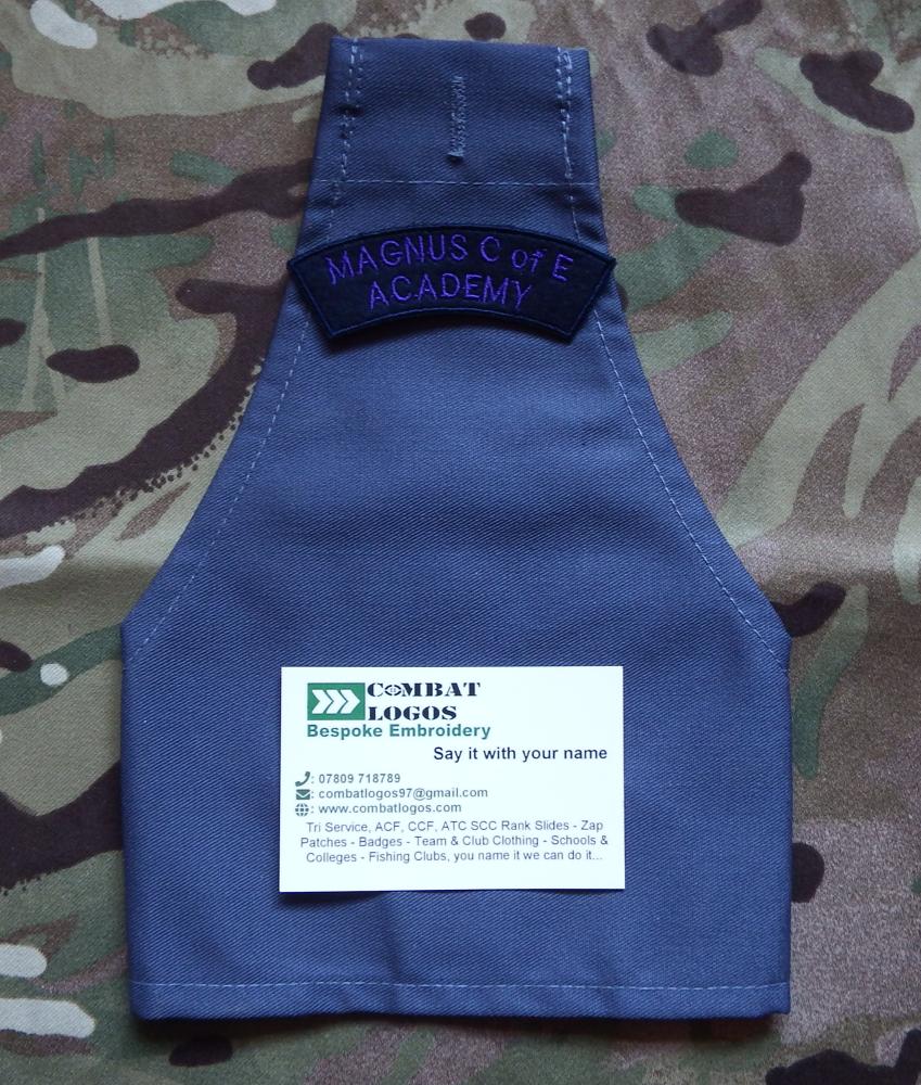 RAF Cadets Shoulder Titles