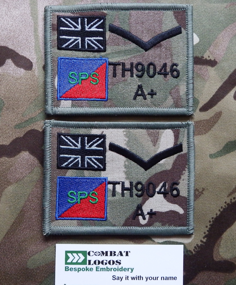 Rifles Bugle Zap Patch Pack