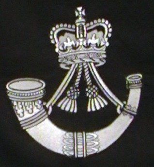 New Rifles Badge