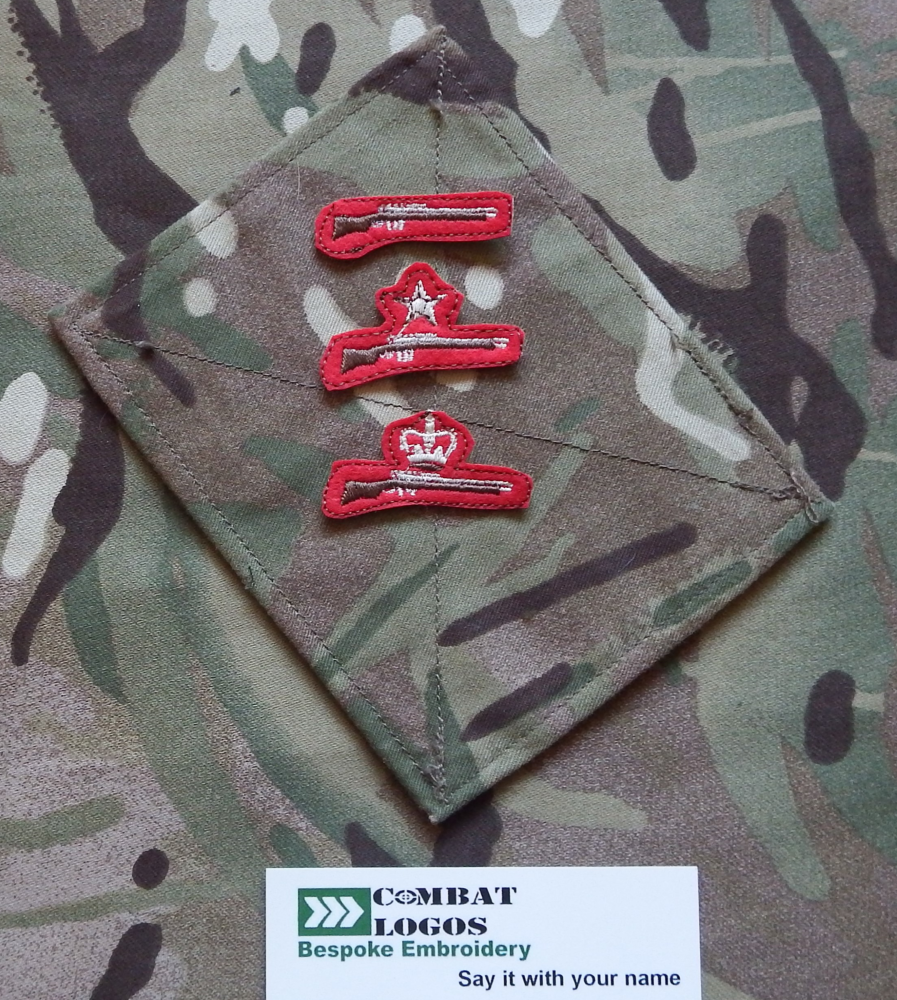 APC Shooting Qualification Badges