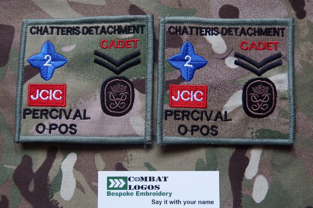 Cadet Combat Zap Pack