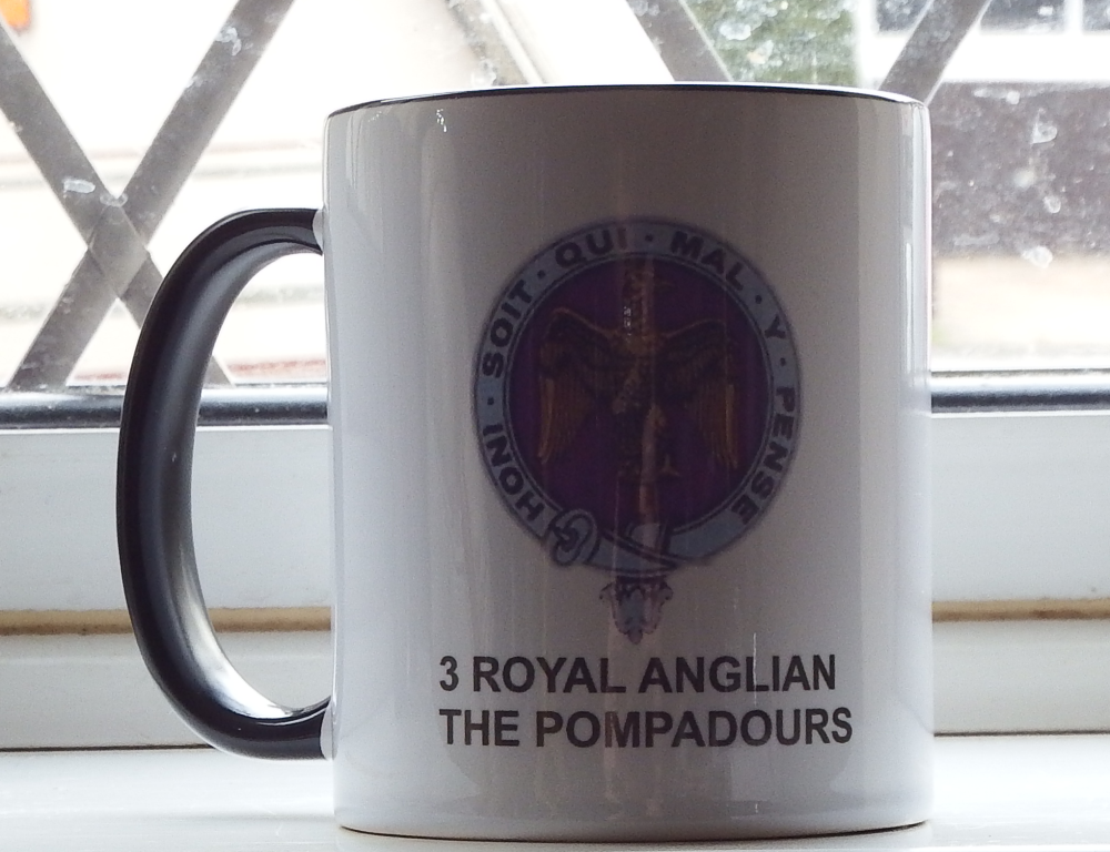 3rd Bn The Royal Anglian Regiment Mug