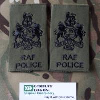 RAF Police Rank Slides