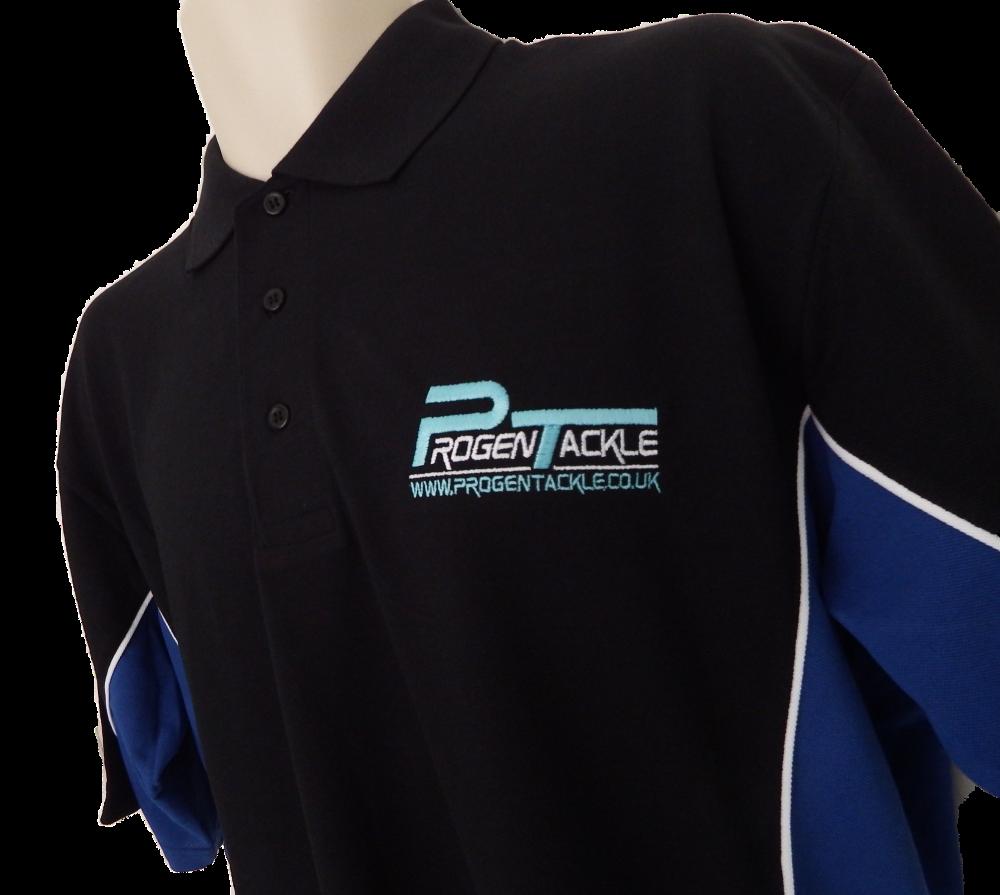 Progen Contrast Polo Shirt