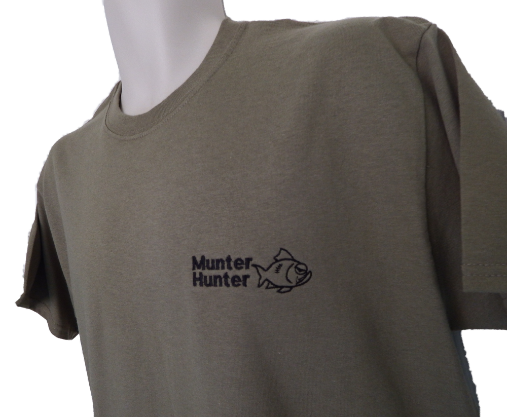 Wary Munter T Shirt