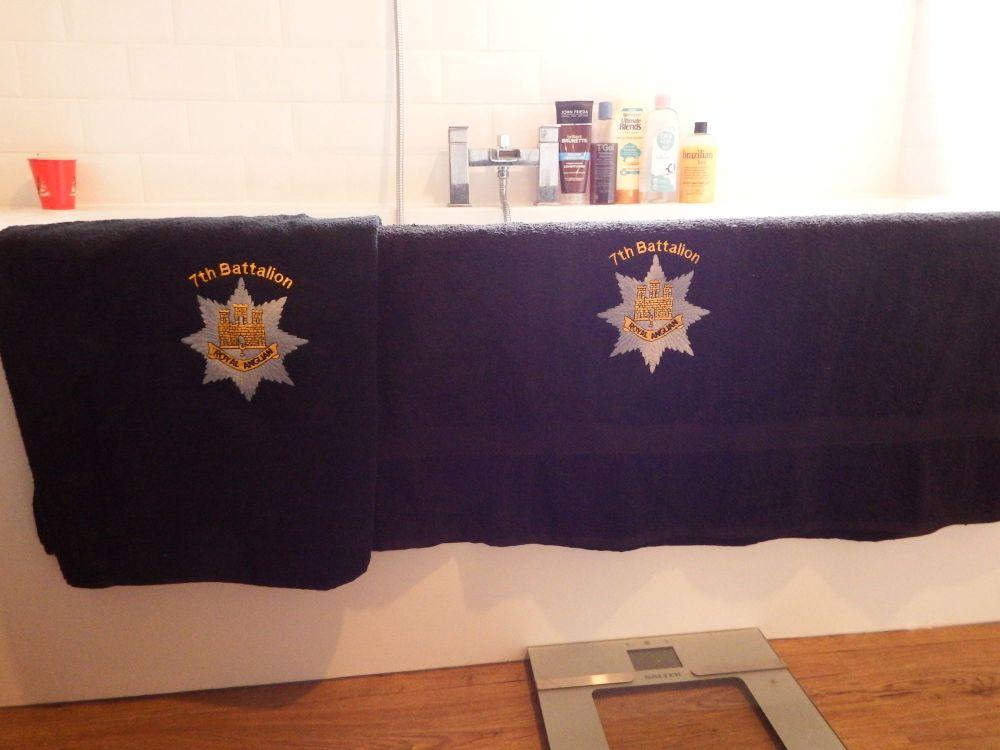 Royal Anglian Towel Set