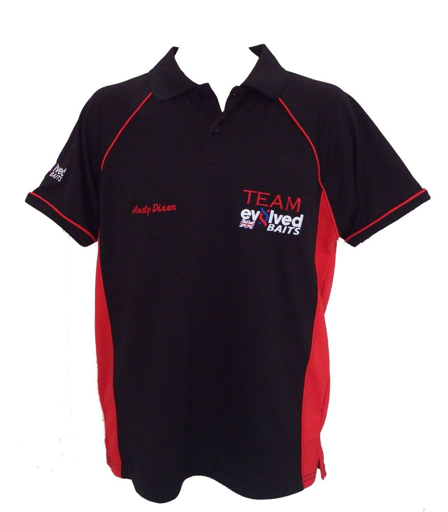 Evolved Baits Contrast Polo Shirts