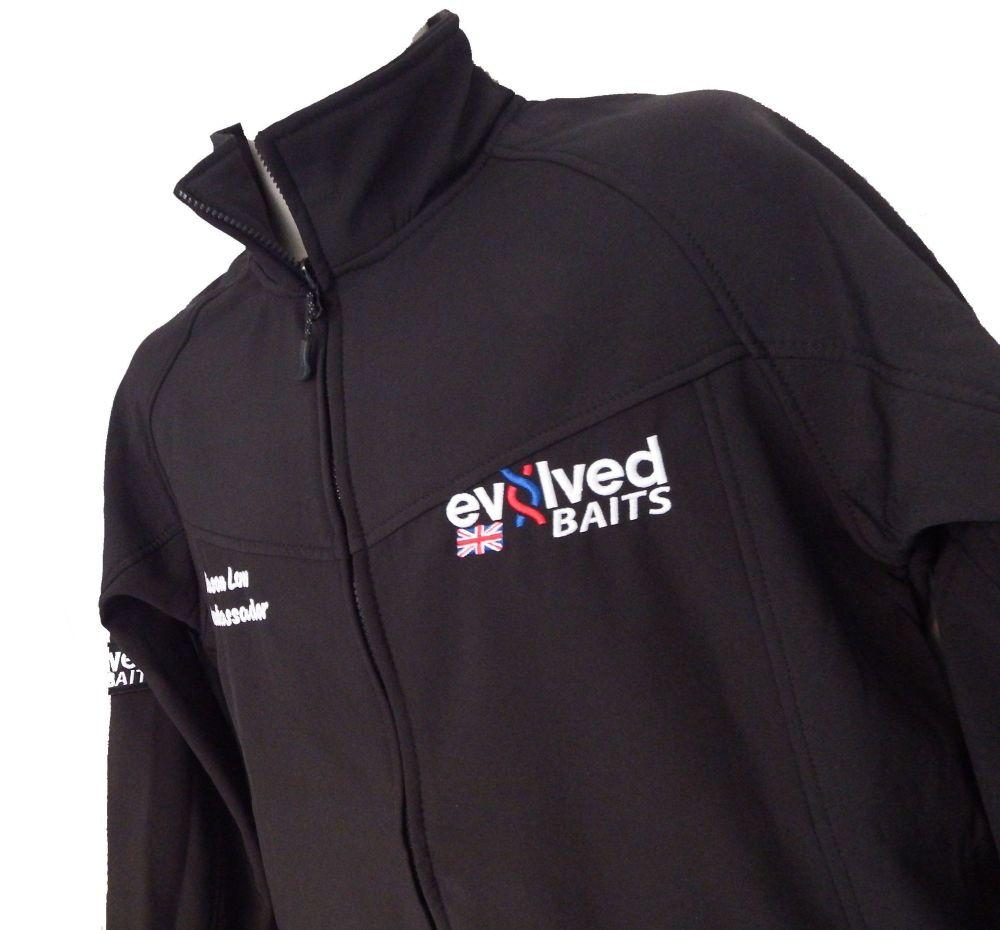 Evolved Baits Soft Shell Jacket