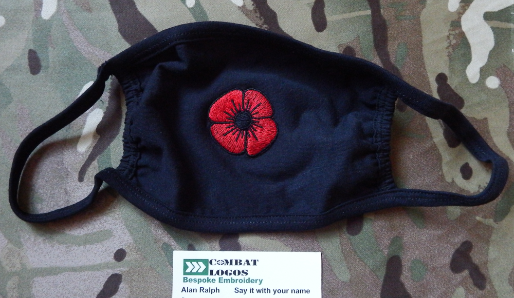 Poppy Masks