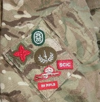 ACF, CCF & SCC Qualification Badges