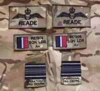 RAF Complete Combat Patch Pack