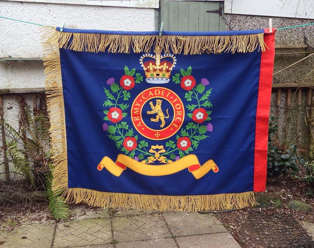 ACF Detachment Printed Banner