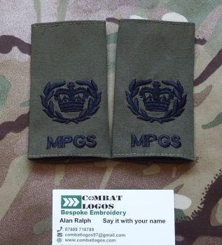 MPGS Rank Slides