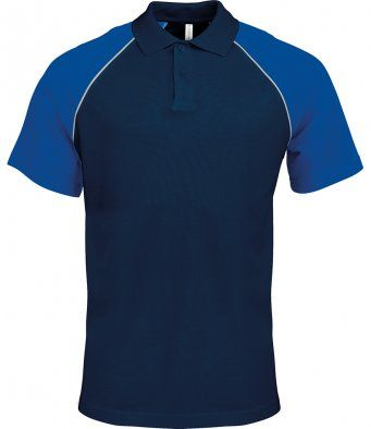 Lindholme AC Contrast Polo Shirt