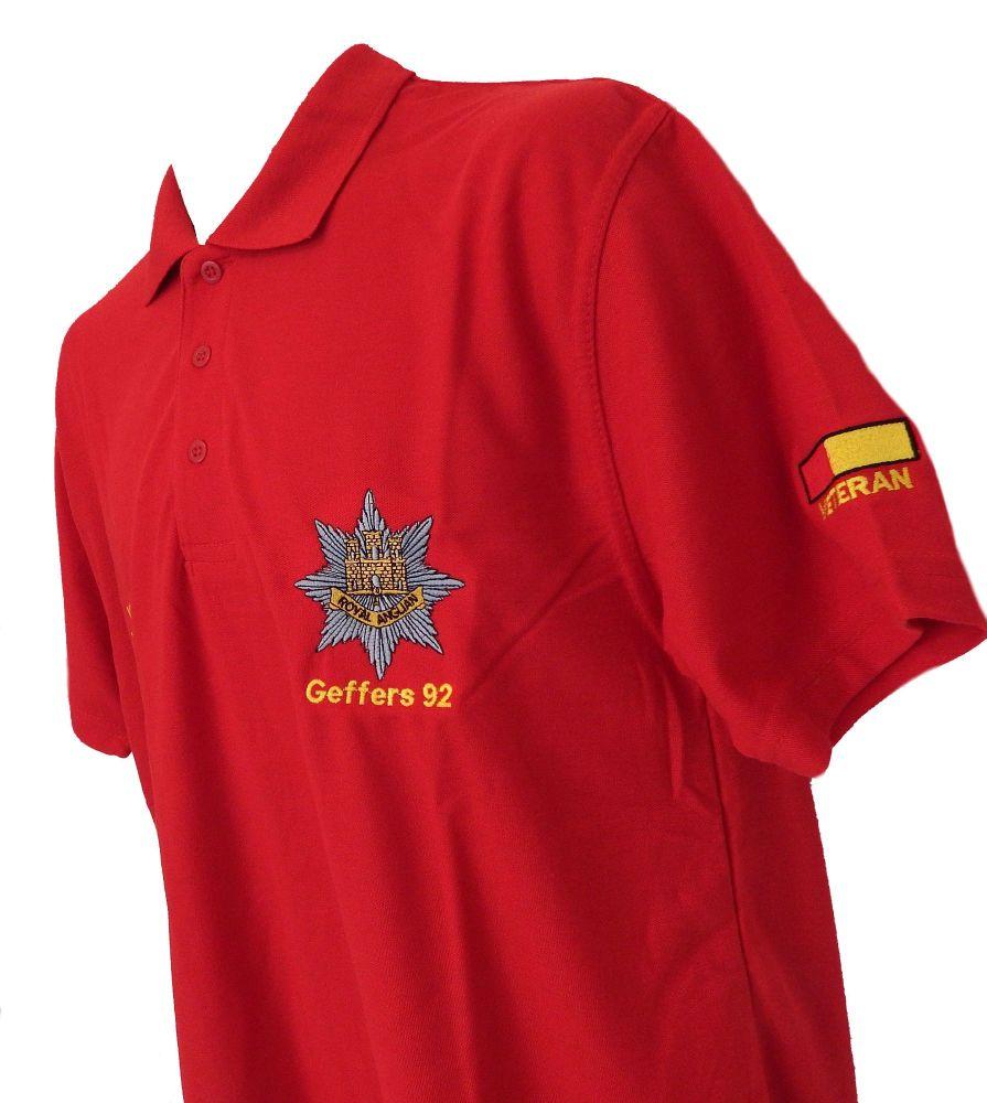 Vikings Contrast Polo Shirt
