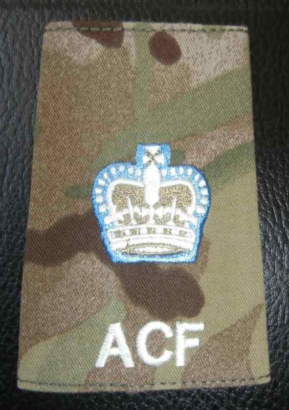 ACF Para Maj MTP
