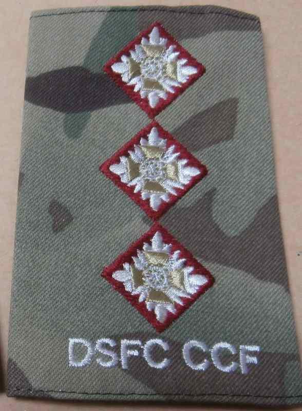 RAMC Capt CCF