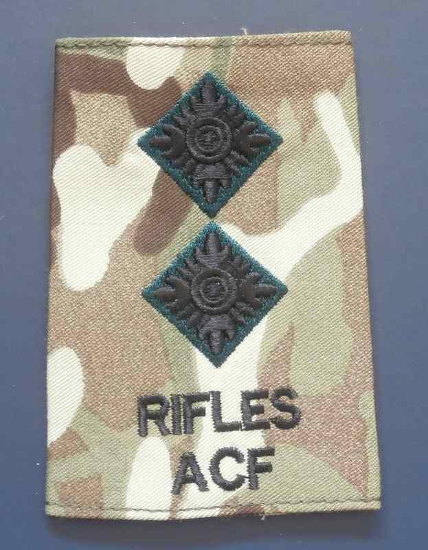 Rifles Lt ACF